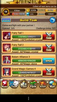 Guild task