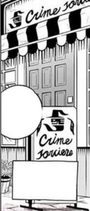 La Sorcière criminelle