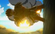 Azuma anéantit la flotte du conseil.jpg