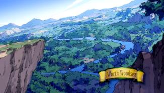Forêt de Wors