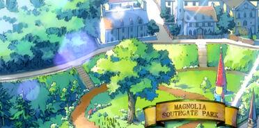 Parc Sud de Magnoria