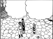 Grey, Jubia et Lucy trouvent un plan pour protéger ses camarades