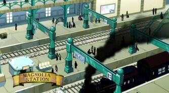Gare de Magnoria