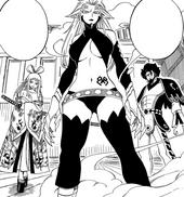 Ninehart fait apparaître Kyôka, Azuma et Ikaruga.png