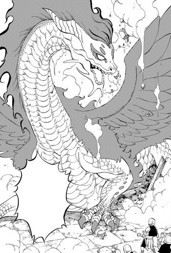 Forme Dragon (Manga)