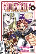 Tome 08 (Fairy Tail 100 Years Quest)