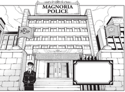 Commissariat de Magnoria