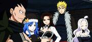 Team Fairy Tail B dans les tribunes.jpg