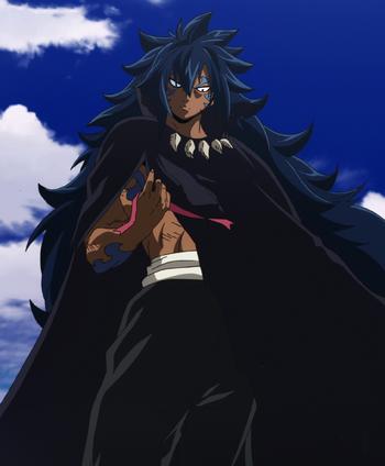 Anime - Forme Humaine
