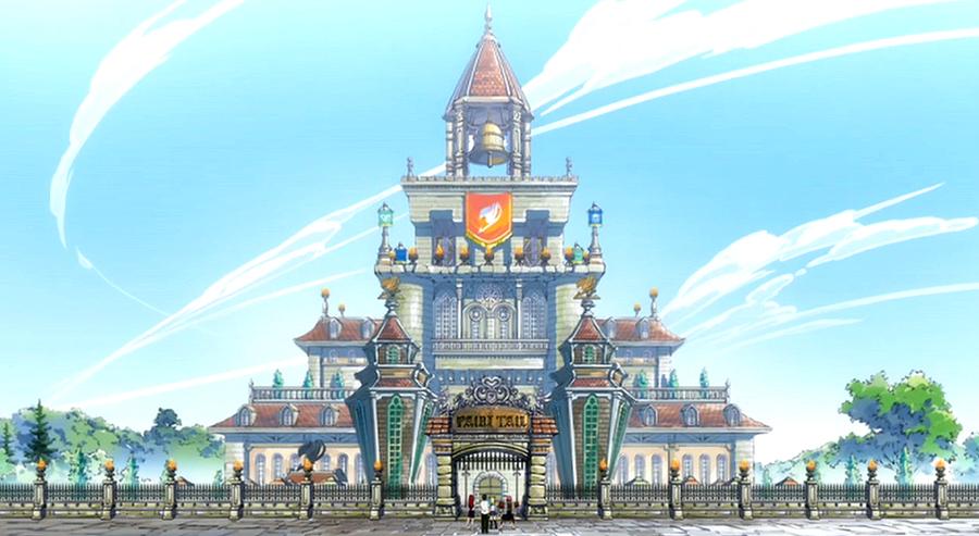 Guilde Fairy Tail | Fairy Tail Wiki | Fandom