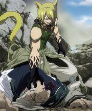 Jackal s'apprêtant à tuer Ork.jpg