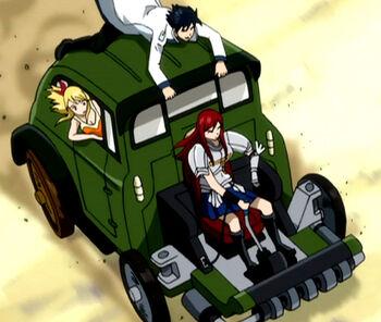 Earthland Anime