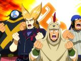 Team Quattro Cerberos