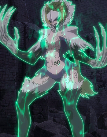 Anime - Forme Etherias
