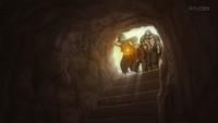 Vallée de l'Enfer Entrée Grotte