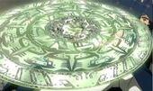 Cercle magique Chasseur de dragon d'acier