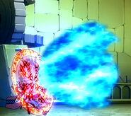 Totomaru's Blaues Feuer