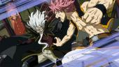 Natsu gegen master hades