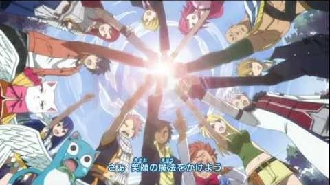 Fairy Tail Opening 5 TV Subs