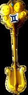 Geminis Schlüssel