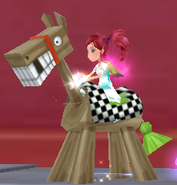 Toy Hobby Horse
