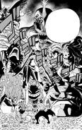 Team Natsu againts the Yokais