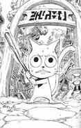 Light Novel - Happy Defends the Exceed