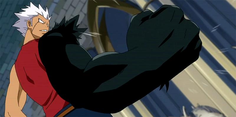 Beast Arm: Toro Negro