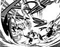 Lucy fends off Tartaros members
