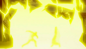Взрыв Молнии