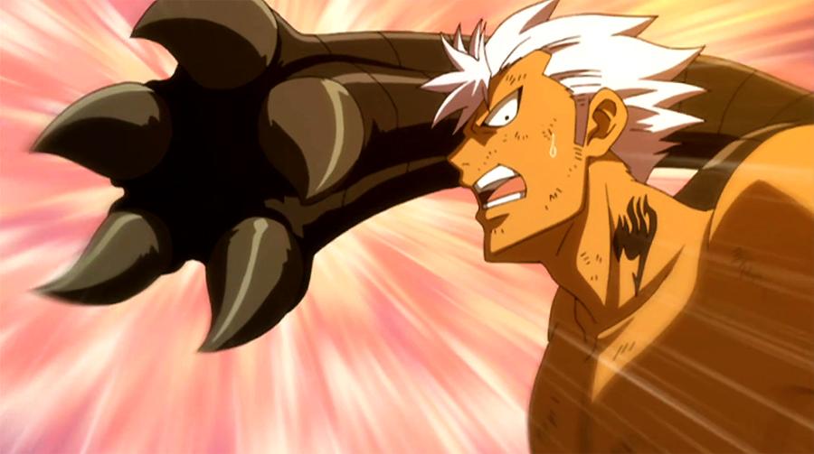 Beast Arm: Espada Negra Azabache