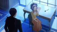 Levy Glad that Gajeel is Alive