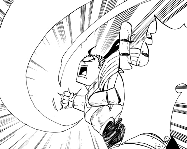 Armor Dragon's Steel-Fist Strike