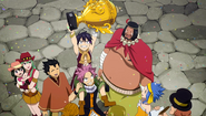 Fairy Tail's trophy