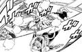 Scorpio Lucy's speedy assaults