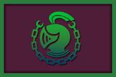 Dullahan Head banner