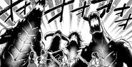 Priestesses against the tsumeaka