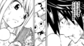 Gray, Happy and Lucy decide to open the book