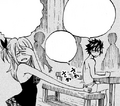 Gray and Migi in Lucy imagination