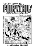 Capítulo Fairy Tail 100 Years Quest - 63
