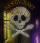 Restaurant Skull