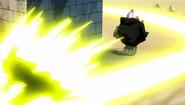Jellal hits Jura with Meteor