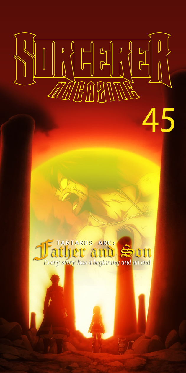 IamJakuhoRaikoben/Sorcerer Magazine, Issue 45: September 2015