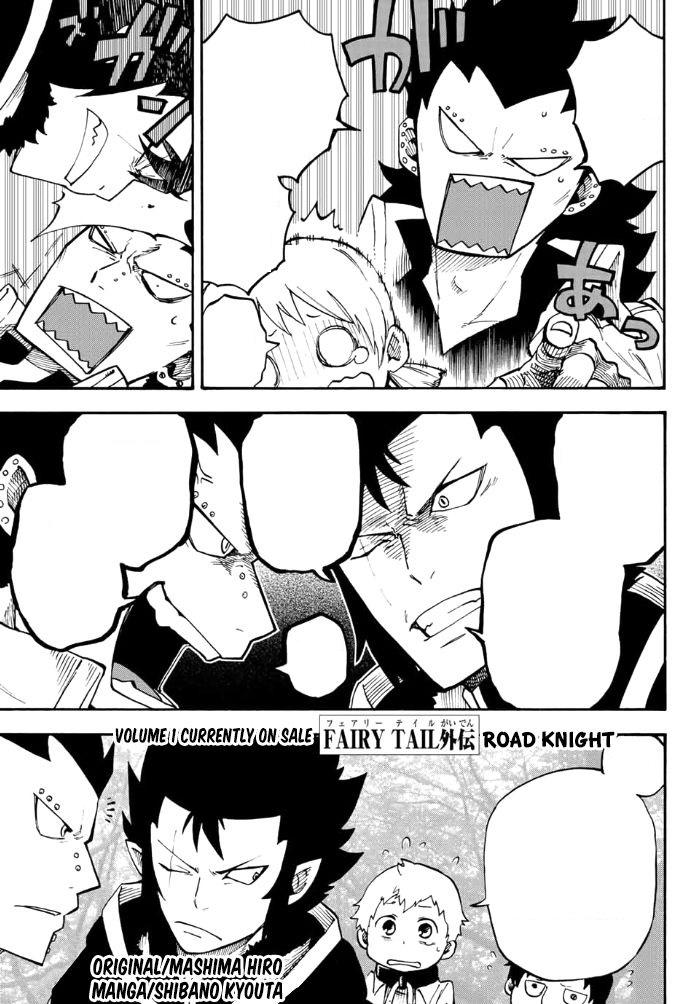 Fairy Tail Gaiden Rhodonite 14