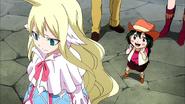 Asuka questions Mavis