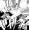 Taurus and Lucy fight Alvarez