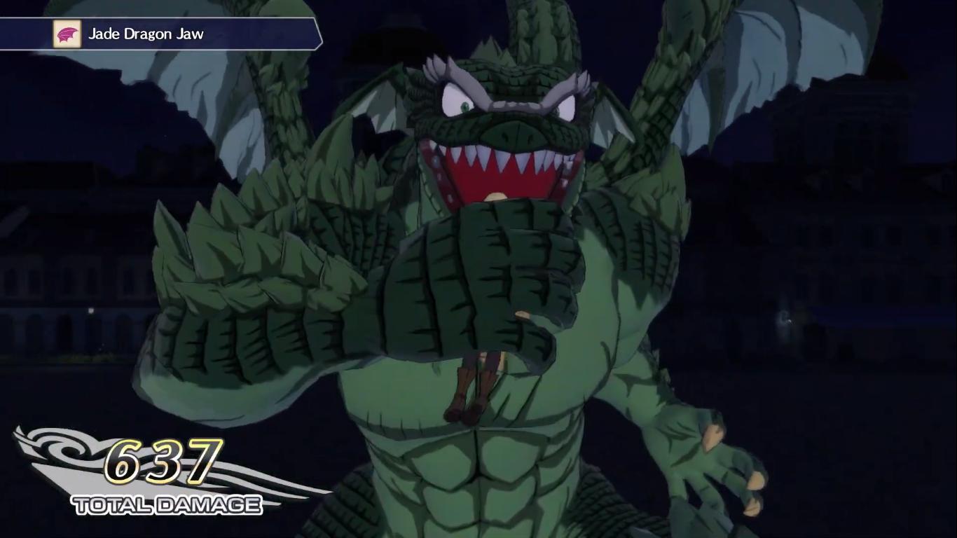 Jade Dragon's Jaw