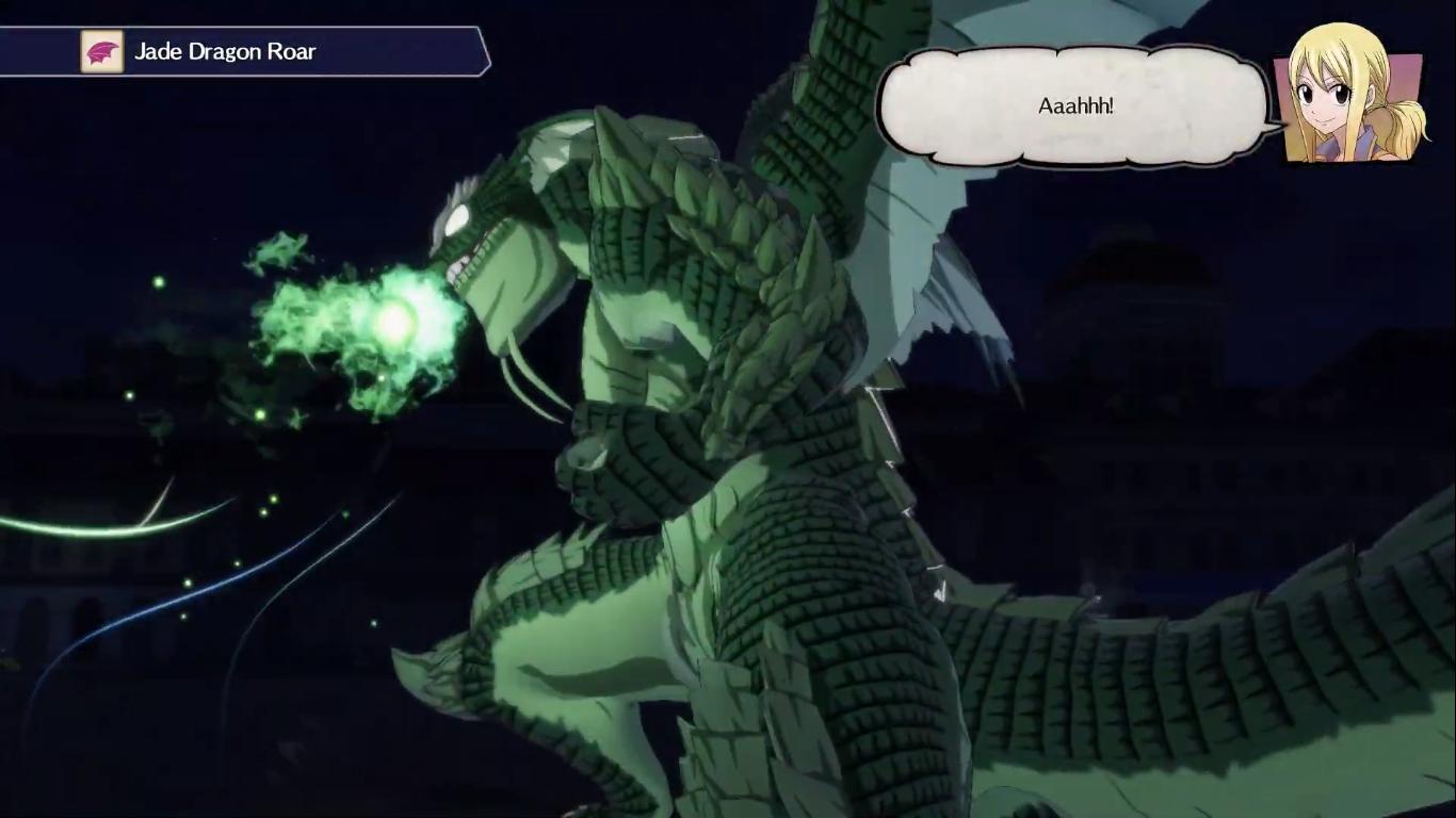 Jade Dragon's Roar