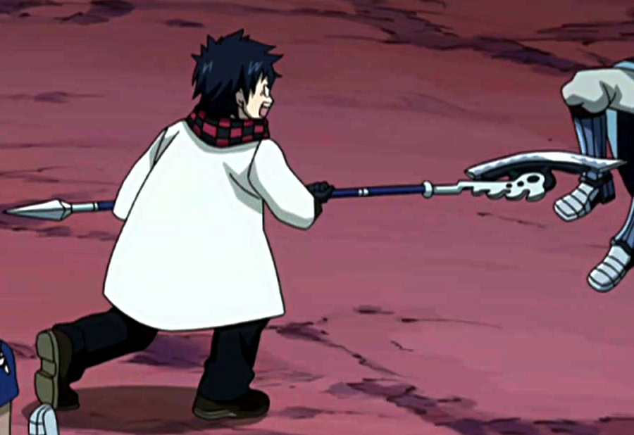 Gray Surge with his spear.jpg