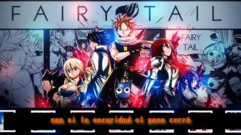 Fairy Tail Opening 14 FULL Español Latino ~ Yakusoku No Hi e
